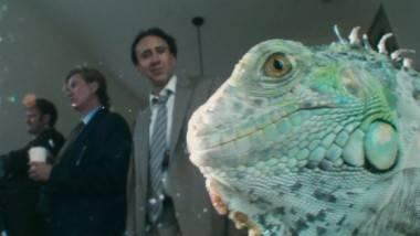 Nicolas Cage in Bad Lieutenant