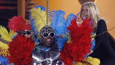 Cee-Lo Green and Gwyneth