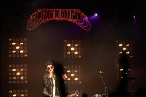 Chromeo at the Commodore Ballroom, Vancouver, Feb 10 2011. Skot Nelson photo