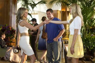 Jennifer Aniston Adam Sandler Brooklyn Decker Just Go With It