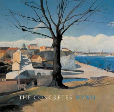 The Concretes album cover WYWH