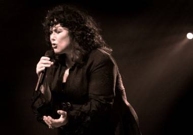 Ann Wilson with Heart at the Queen Elizabeth Theatre, Vancouver, Feb 26 2011. Tamara Lee photo