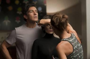 Antonio Banderas in Pedro Almodovar's The Skin I Live In (2011).