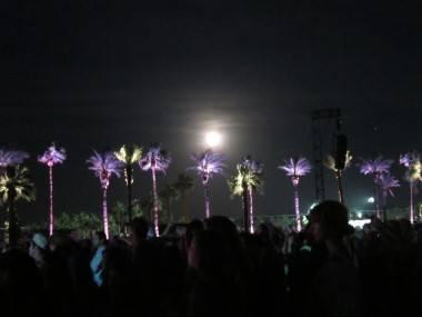 Coachella, April 17 2011. Photo by Krystle Sivorot