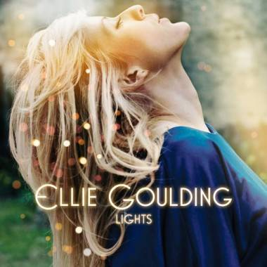 Ellie Goulding Lights album cover
