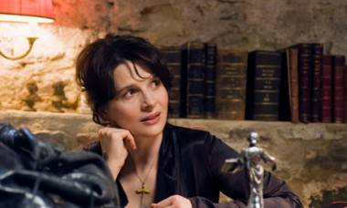 Juliette Binoche in Certified Copy