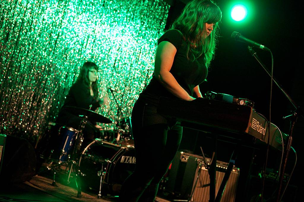 Vancougar at Girls Rock Camp Fundraiser, WISE Hall, Vancouver, April 7 2011. Ashley Tanasiychuk photo