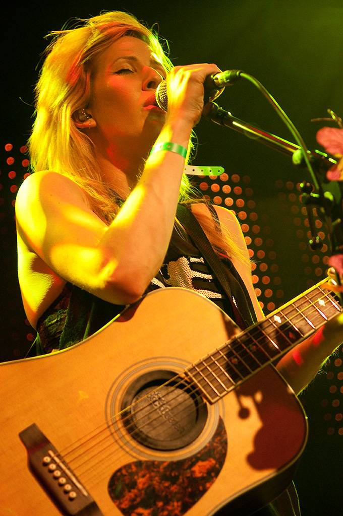 Ellie Goulding at Venue, Vancouver, April 10 2011. Ashley Tanasiychuk photo
