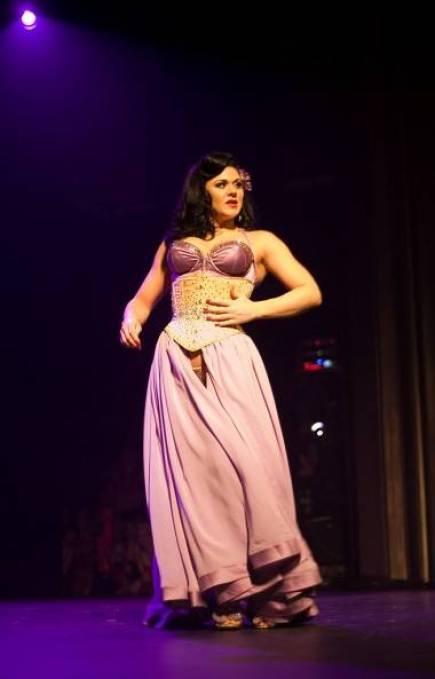 Vancouver International Burlesque Festival 2011 Roxi Dlite