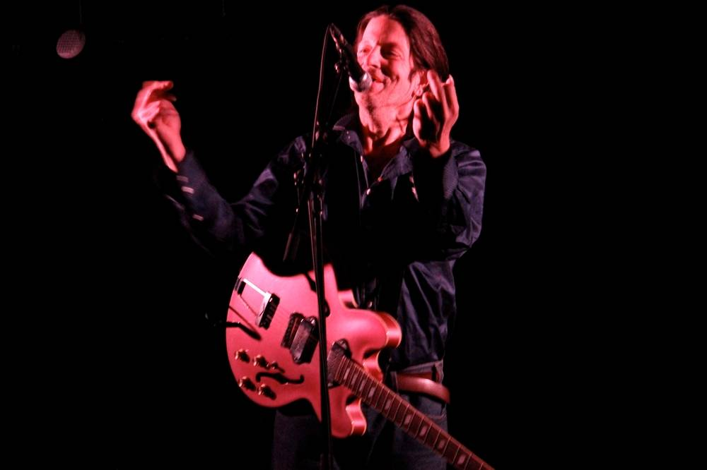 Grant Hart at the Biltmore Cabaret, Vancouver, June 15 2011. Robyn Hanson photo