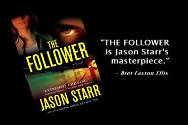 The Follower by Jason Starr cover image