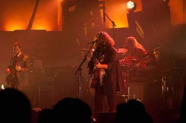 My Morning Jacket at the Orpheum, Vancouver, June 29 2011. Ashley Tanasiychuk photo