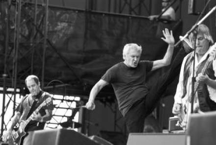 Guided by Voices at Sasquatch!, May 30 2011. Jade Dempsey photo