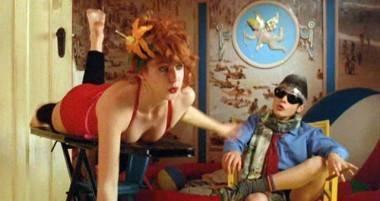 Jo Kennedy in Gillian Armstrong's Starstruck (1982).