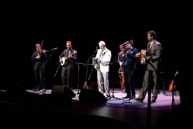 Steve Martin & the Steep Canyon Rangers, Centre in Vancouver for Performing Arts, July 26 2011. Cameron Brown photo