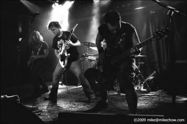 Titans Eve perform live