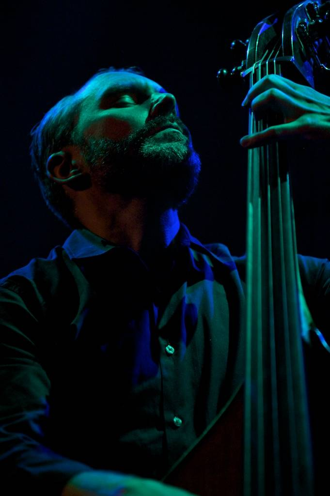 The Bad Plus at the Vogue Theatre, Vancouver International Jazz Festival, June 30 2011. Christopher Edmonstone photo