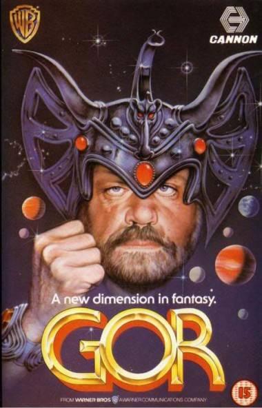 Gor VHS art