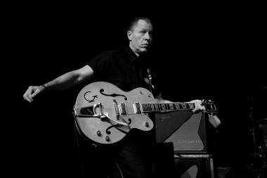 Reverend Horton Heat at the Commodore Ballroom review and photos