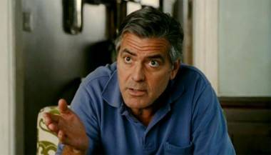 George Clooney in The Descendents (2011).