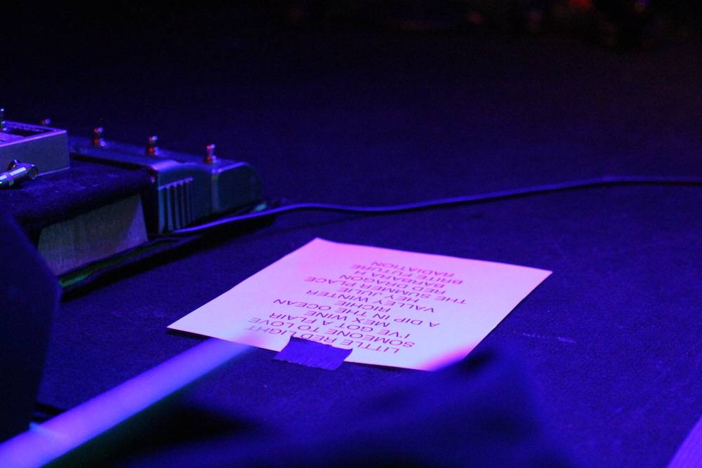 Fountains of Wayne setlist Seattle 2011