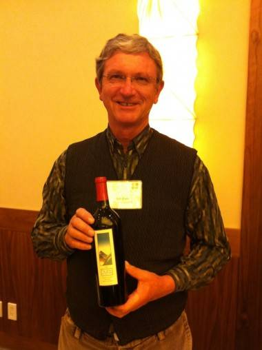 Dyer Straits Wine Co.'s Bill Dyer