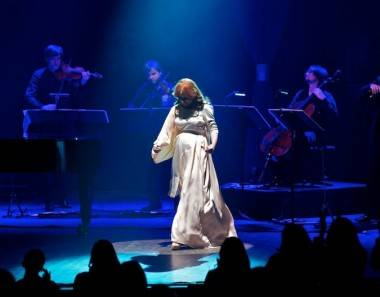 Tori Amos at the Orpheum Theatre photo
