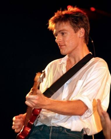 Young Bryan Adams image