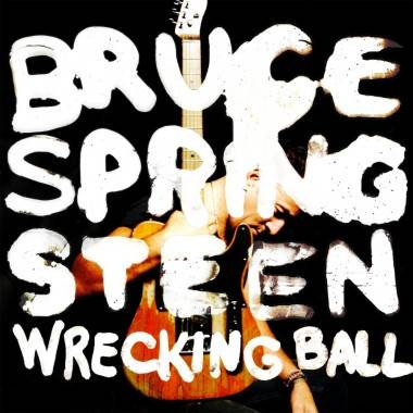 Bruce Springsteen Wrecking Ball album cover image
