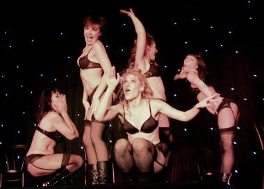 Taboo Sex Show in Vancouver 2012