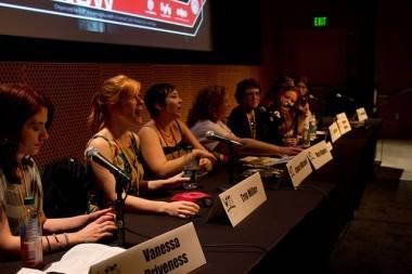 GeekGirlCon panel