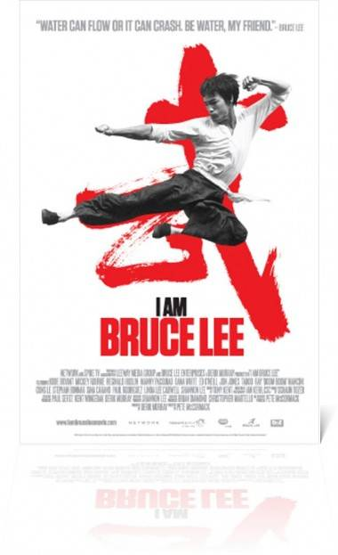 Bruce Lee movie poster
