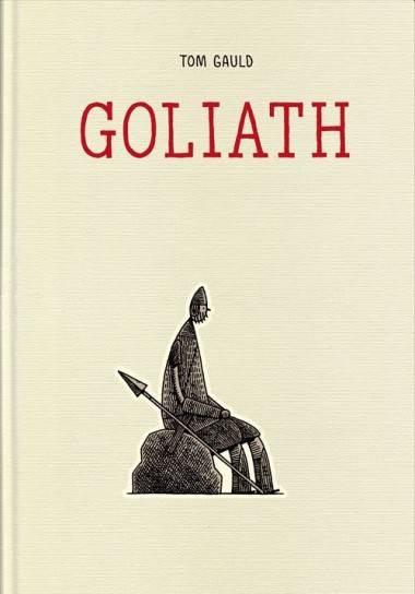 Goliath graphic novel cover image