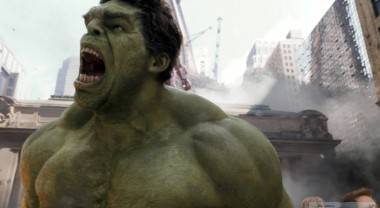 Hulk Avengers movie image