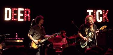 Deer Tick live concert photo