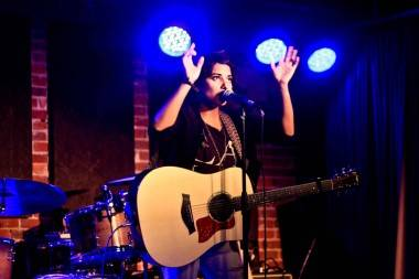 Vicci Martinez at Electric Owl, June 16 2012 photo