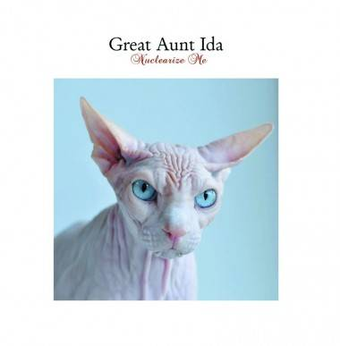 Nuclearize Me by Great Aunt Ida album cover image