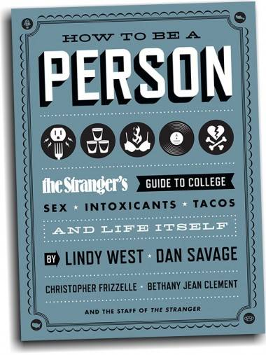 How to Be a Person book cover