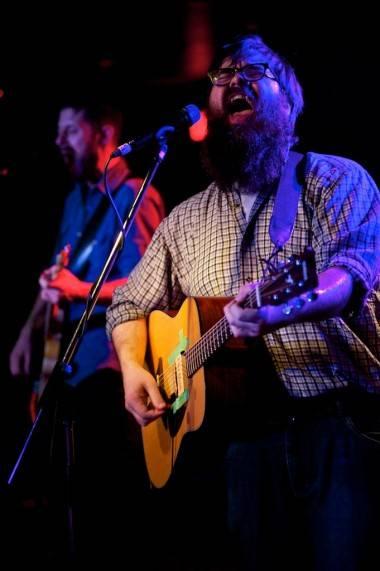 Portage and Main band photo