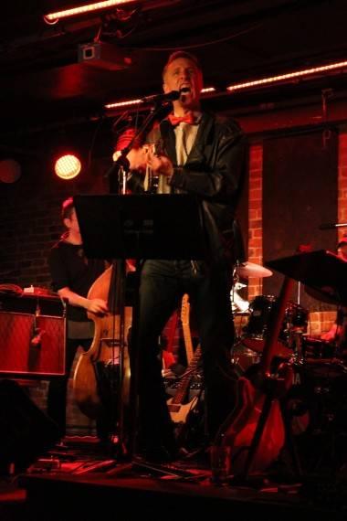 Ralph Shaw Vancouver Calling Joe Strummer tribute