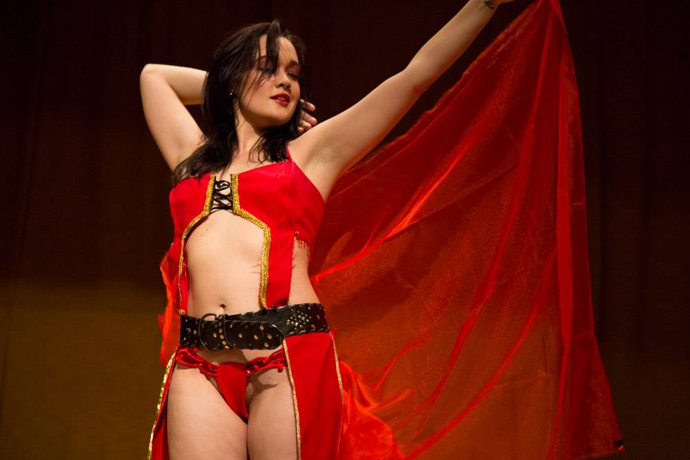 Video Game Burlesque Prince of Persia