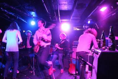 Zeus band Vancouver