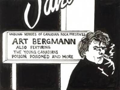 Art Bergmann comic