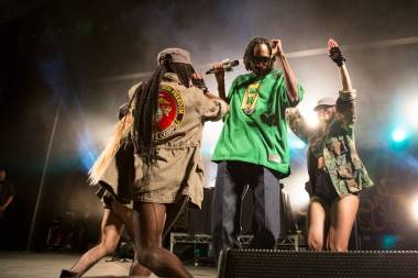 Snoop Dogg at Malkin Bowl Aug 28 2013 by Kirk Chantraine