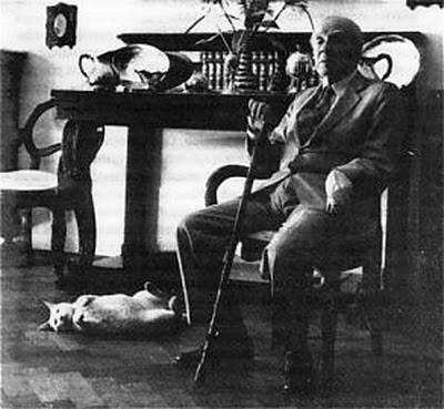 borges and kitteh