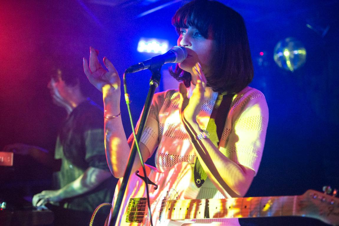 Blouse at the Biltmore Cabaret, Vancouver