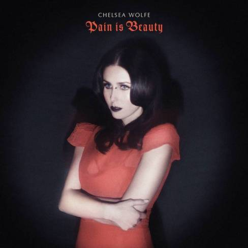 Chelsea Wolfe Pain Is Beauty album cover image