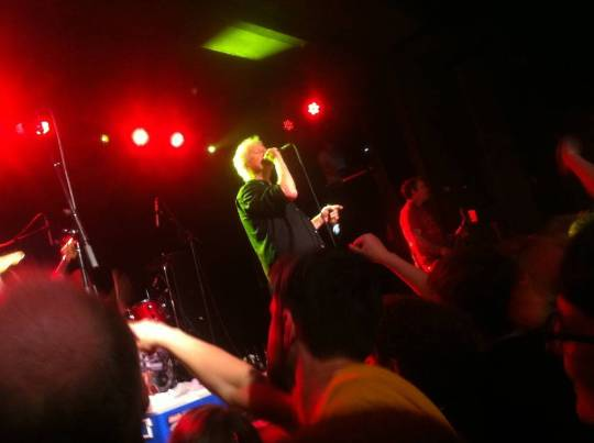 Guided by Voices at the Wonder Ballroom, Portland