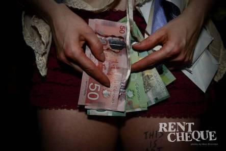 Rent Cheque