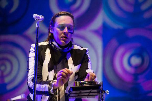 Arcade Fire at Squamish Valley Music Festival